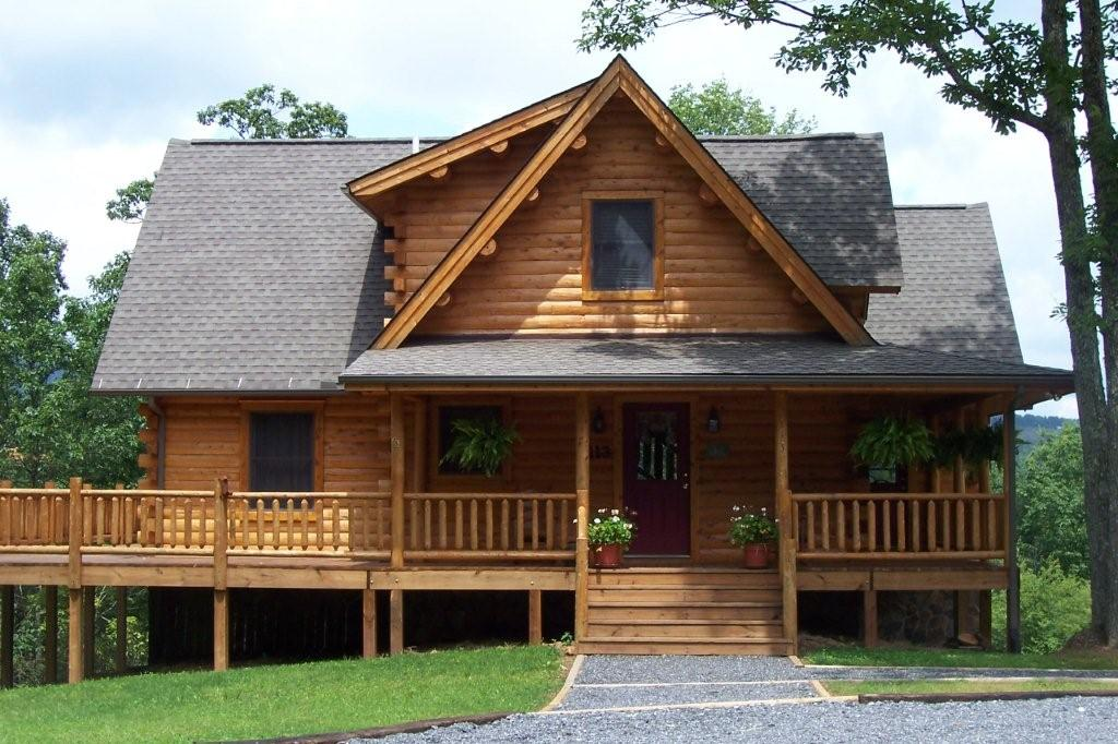 manufactured homes cabins plans prefab ideas grandfather home mountain log cabin decorating