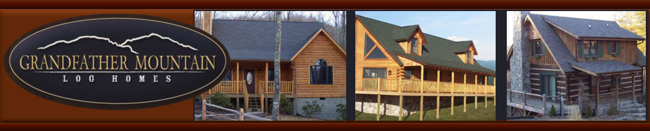Bob Timberlake Log Cabin Grandfather Mountain Log HomesLog Packages  Authentic Cabins  Floor Plans